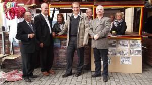 Besuch des Bürgermeisters aus Bensheim Mitte