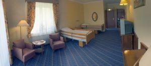 Pflegebettzimmer