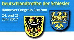 Deutschlandtreffen der Schlesier Hannover Congress Centrum 24. und 25. Juni 2017